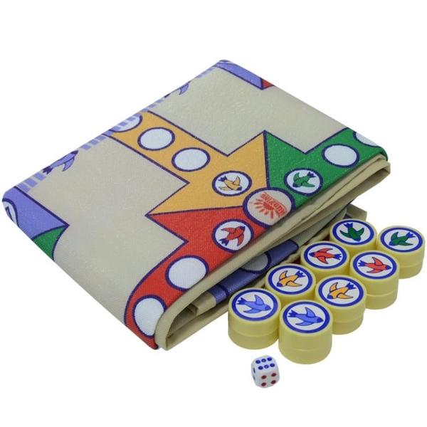 經典童飛行棋防滑地毯親子益智戶外互動游戲