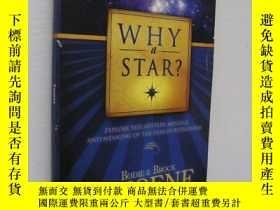 二手書博民逛書店Why罕見a star:explore the mystery