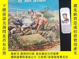 二手書博民逛書店英文原版罕見the disappearance of mr al