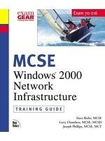 二手書MCSE Training Guide (70-216): Installing and Administering Windows 2000 Network Infrastructure R2Y 0735709661