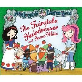 【童話國的髮型師】 FAIRYTALE HAIRDRESSER & SNOW WHITE / 英文繪本《主題: 傳統故事》