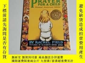 二手書博民逛書店Prayer罕見for a Child:Diamond Anniversary Edition(16開)Y23