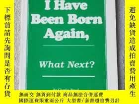 二手書博民逛書店I罕見have been born again, what ne