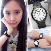 手錶女學生韓版簡約防水休閒