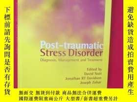 二手書博民逛書店Post-traumatic罕見Stress Disorder