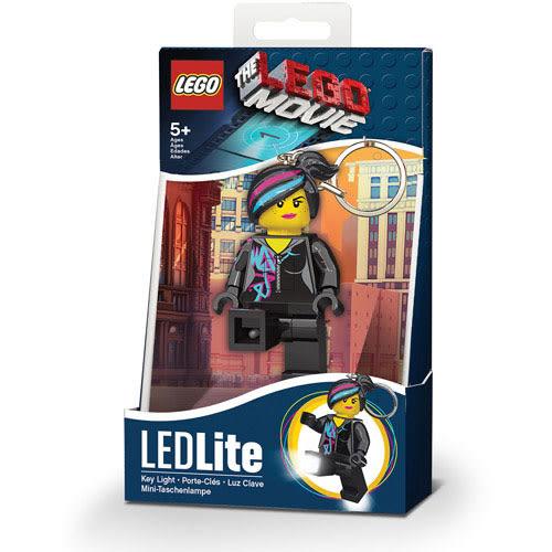 樂高LEGO MOVIE電影系列 溫絲黛 LED燈 鑰匙圈 TOYeGO 玩具e哥