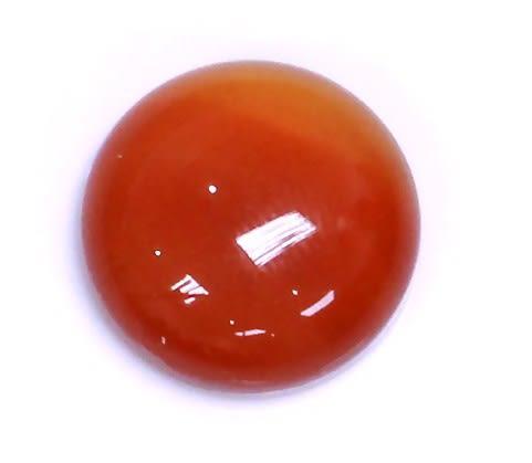 [協貿國際]天然紅瑪瑙圓型DIY手工飾品配件(5入價)