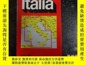 二手書博民逛書店Euro罕見Cart Grandi Carte Stradali