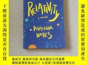 二手書博民逛書店relativity罕見a novelY205621 antonia hayes