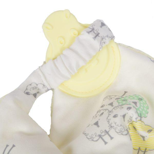 【英國 Cheeky Chompers】全世界第一個咬咬巾-童話牧場(英國設計師Joules聯名款)