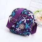 限定款側背包-免運斜背側背女包小包包迷你零錢包手機包帆布包時尚尼龍包女包
