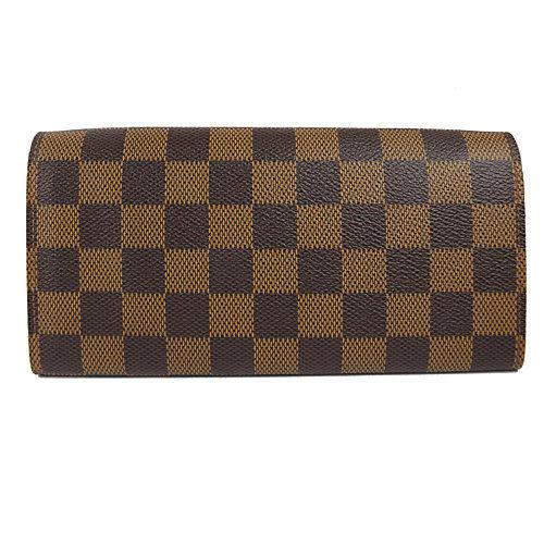 Louis Vuitton LV N63544 EMILIE 棋盤格紋扣式拉鍊零錢長夾 全新 預購【茱麗葉精品】