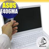 【Ezstick】ASUS E406 E406MA 靜電式筆電LCD液晶螢幕貼 (可選鏡面或霧面)
