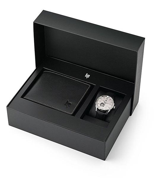 【LIP】/真皮配件X經典錶款(男錶 女錶 Watch)/670102/台灣總代理原廠公司貨兩年保固