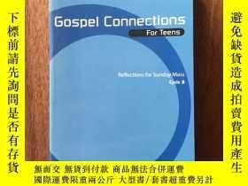 二手書博民逛書店Gospel罕見Connections For Teens-Cycle B: Reflections For Su