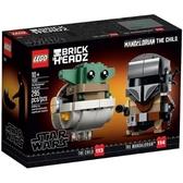 樂高LEGO STAR WARS 星際大戰 曼達洛人&孩子 75317 TOYeGO 玩具e哥