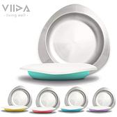 VIIDA Soufflé 抗菌不鏽鋼餐盤 (5色) 兒童餐盤 學習餐具 0790 好娃娃