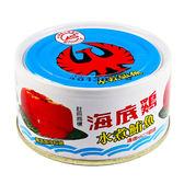 紅鷹牌海底雞水煮170g*3【愛買】
