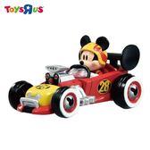 玩具反斗城 TAKARA TOMY 米奇妙妙車隊米奇復古賽車