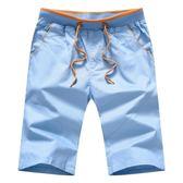 夏季男士休閒短褲五分褲中褲短褲七分褲57分潮流寬鬆工作裝褲子薄『潮流世家』