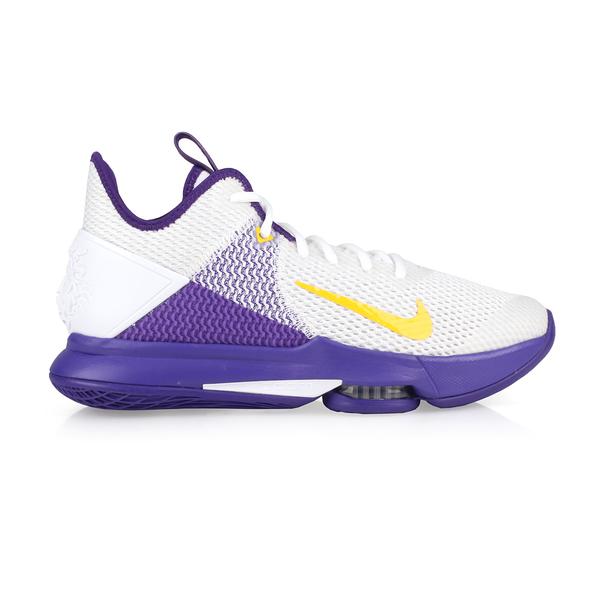 NIKE LEBRON WITNESS IV EP 限量-男籃球鞋(免運 高筒≡排汗專家≡