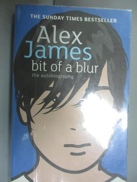 【書寶二手書T4/音樂_KEI】Bit of a Blur_James, Alex