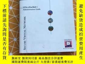 二手書博民逛書店CHECK罕見POINT:VPN-1 Fire Wall-1 Administration GuideY236