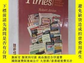 二手書博民逛書店英文書罕見OUR TIMES 共623頁Y15969