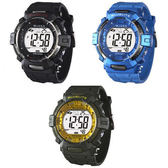 [EYE DC] JAGA M979 G-SH系列 粗礦豪邁多功能電子錶 (公司貨/保證防水可游泳) 3色