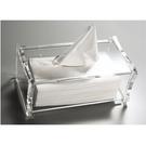 【麗室衛浴】壓克力系列  LS-359   衛生盒(厚)   27.5*16.5*12CM G-106-3