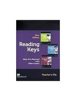 二手書《Reading Keys Teacher's  File with Test Generator CD-ROM/1片 New Ed.》 R2Y ISBN:9780230724808