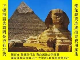 二手書博民逛書店埃及:開羅、阿布辛貝神廟、西奈半島罕見Egypt From Ca