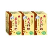 義美古早傳統豆奶250ml x6【愛買】