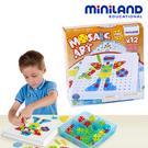 【西班牙 Miniland】小手轉轉螺絲拼圖 ML000008