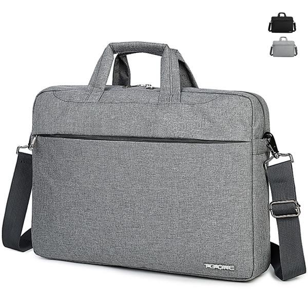 韓版單肩手提包 男側背公事包 可放15吋筆電【非凡上品】x317
