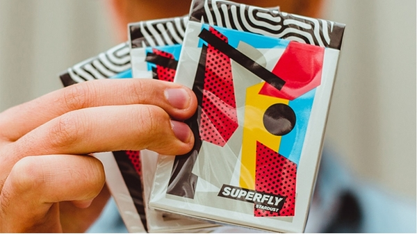 【USPCC撲克】Superfly Stardust Playing Cards