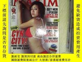 二手書博民逛書店MAXIM罕見2006年第1期Y203004