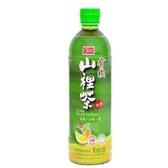 (整箱特惠)【康健生機】 有機山裡茶/綠茶(無糖)590mlx24入