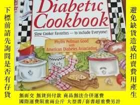 二手書博民逛書店Fix-It罕見and Forget-It Diabetic C