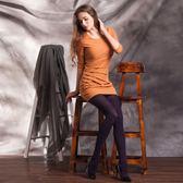 絲襪120D-細密條紋加寬腰圍彈力內搭褲7色73nu8[時尚巴黎]