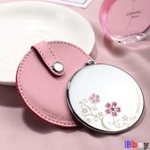 [Bbay] 隨身鏡 隨身化妝鏡 便攜 可愛小鏡子 個性 圓形公主鏡 迷你鏡 少女心