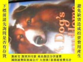 二手書博民逛書店A罕見DOG S WAY HOME9837 BOBBIEPYRO