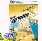 [106美國直購] 新品 Microsoft Flight Simulator X Deluxe DVD - PC