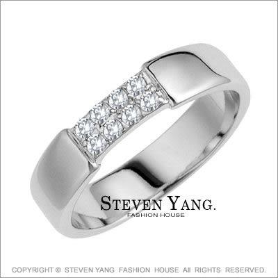 情侶對戒 正白K飾 戒指尾戒「甜蜜愛戀」單個價格