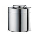 Tiamo 茶葉罐 儲豆罐 250g 不銹鋼儲豆罐