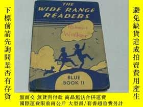 二手書博民逛書店the罕見wide range readers 2(廣泛的讀者