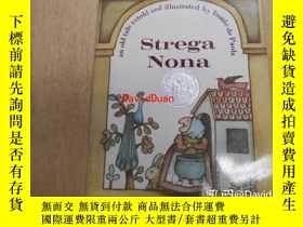 二手書博民逛書店Strega罕見Nona : an old tale lib. bdg.Y443410 retold and