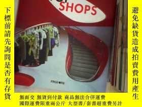 二手書博民逛書店TOP罕見SHOPS頂級商店Y261116
