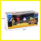 飚速旋風戰車隊合金車模火焰與機器怪獸寶寶巴士越野汽車兒童玩具