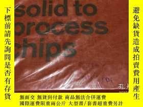 二手書博民逛書店PANTONE罕見SOLID TO PROCESS CHIPS 潘通 固體處理芯片 精裝 線圈裝訂Y23200